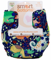 Heinrich 3.1, Smart Bottoms Smart One One Size Cloth Diaper, www.bellylaughs.ca
