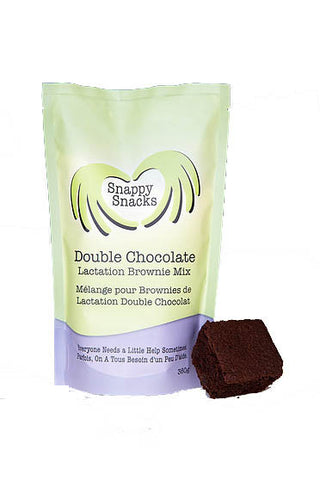 Snappy Snacks Lactation Brownies