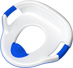 Blue 2pk, Soft Grip Potty Seat, www.bellylaughs.ca