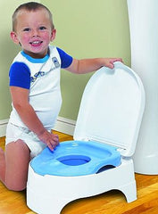 Summer Infant All in One Potty Seat &  Step Stool  - Belly Laughs - A Children's & Maternity Boutique - Canada - 2