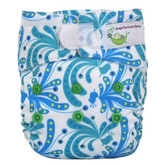 Plumes, Sweet Pea Newborn All in One Cloth Diapers, www.bellylaughs.ca