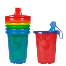 Take & Toss 10 oz. Spill-Proof Cups