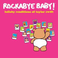 Taylor Swift, Rockabye Baby! Lullaby CD, www.bellylaughs.ca