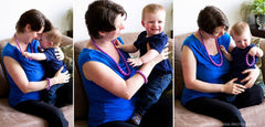 , Munchables Teething Necklaces for Mom, www.bellylaughs.ca