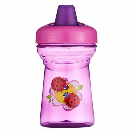 The First Years Simple Sippy 9 oz. Soft Spout Sippy Cup