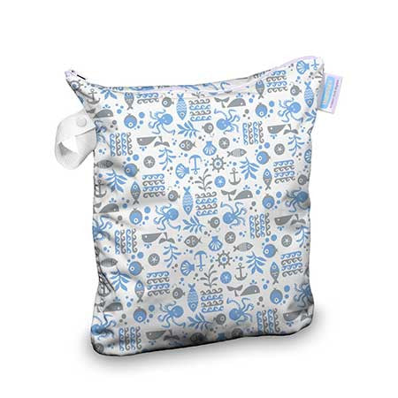 Thirsties Wet Bag Ocean Life - Belly Laughs - A Children's & Maternity Boutique - Canada - 6