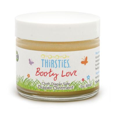 Thirsties Booty Love Cloth Diaper Safe Diaper Ointment  - Belly Laughs - A Children's & Maternity Boutique - Canada - 1
