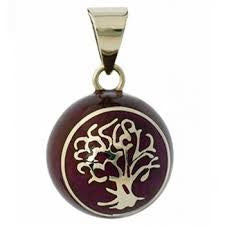 Tree of Life, The BOLA Pregnancy Pendant, www.bellylaughs.ca