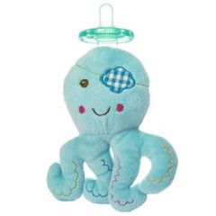 Mary Meyers Oatmeal Bunny, WubbaNub Infant Pacifier, www.bellylaughs.ca