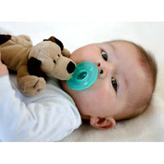 , WubbaNub Infant Pacifier, www.bellylaughs.ca