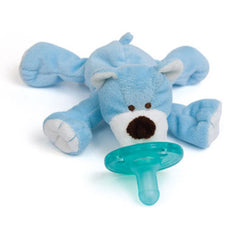Blue Bear, WubbaNub Infant Pacifier, www.bellylaughs.ca