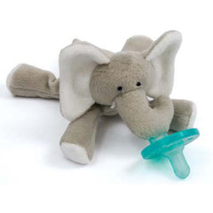 Elephant, WubbaNub Infant Pacifier, www.bellylaughs.ca