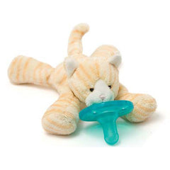Cream Kitten, WubbaNub Infant Pacifier, www.bellylaughs.ca