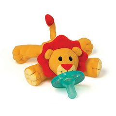 Lion, WubbaNub Infant Pacifier, www.bellylaughs.ca