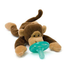 Monkey, WubbaNub Infant Pacifier, www.bellylaughs.ca