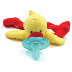 Duck, WubbaNub Infant Pacifier, www.bellylaughs.ca