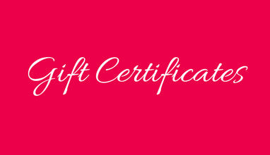 Belly Laughs Gift Certificates