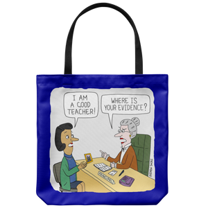 Where Is Your Evidence? Tote