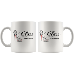 Class is in session mug