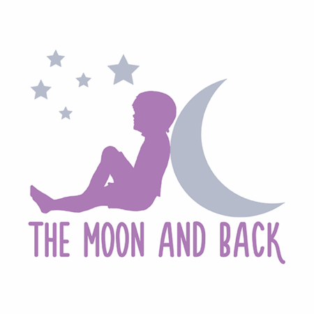 The Moon and Back