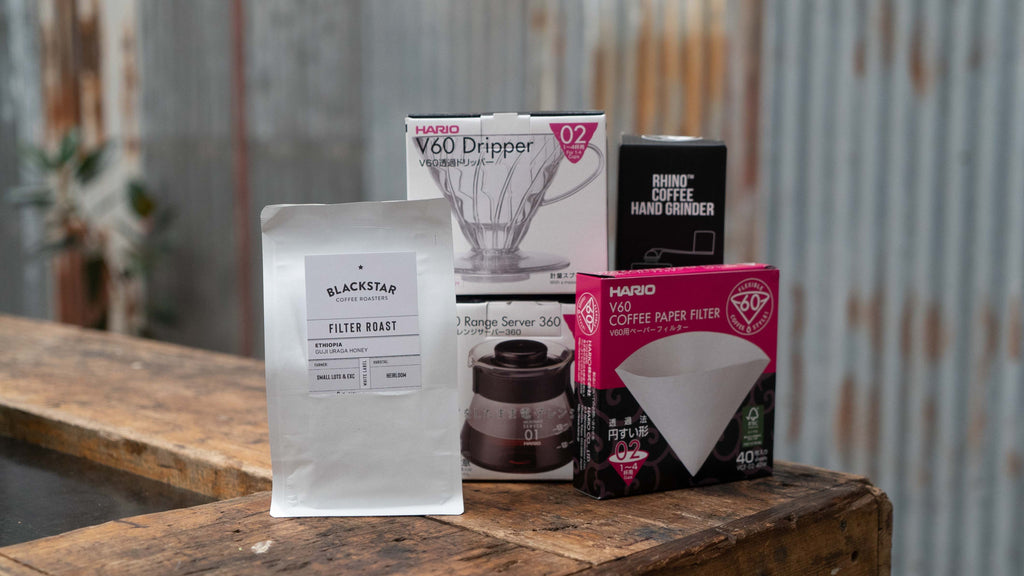 Filter Lovers Home Brew Kit (Extra)