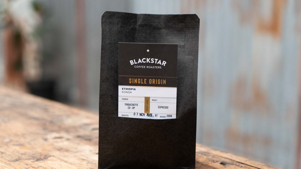 Gold Label - Single Origin Coffee