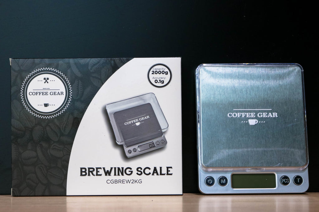 Coffee Gear Brew Scales - SML