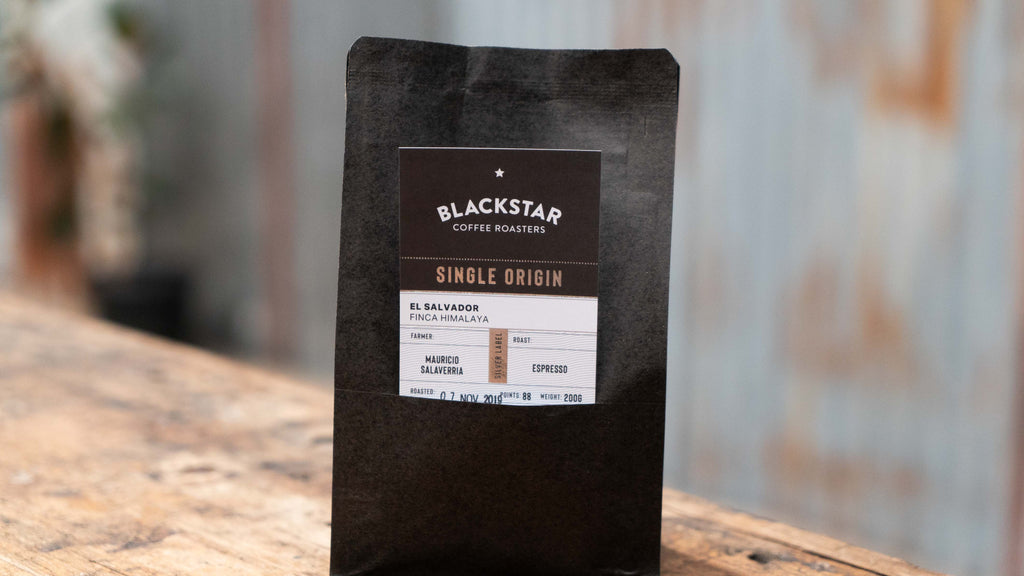 Silver Label - Single Origin Coffee