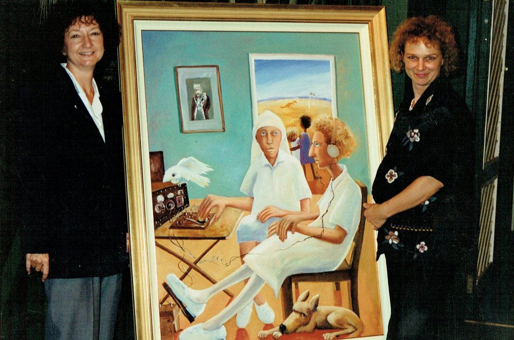 1994 Doctor To Benefit From Local Artist Exhibition - Broome Advertiser