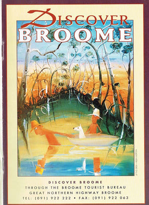 1995 Discover Broome Cover