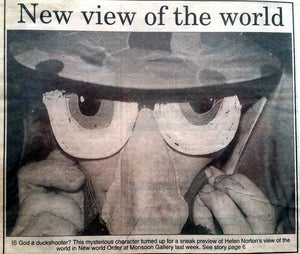 1995 New View of the World - Broome Advertiser