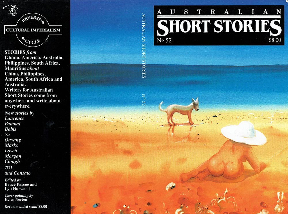 1997 Australian Short Stories Cover