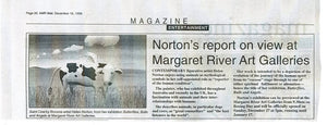 1998 Norton's Report on View at Margaret River Galleries - AMR Mail Magazine