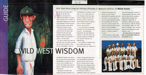 1999 - Inside Melbourne - Wild West Wisdom