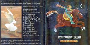 2007 Andy Calteks CD Cover - Kates Dream