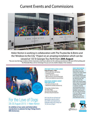 2015 Current Events - Windows to the City and Dog Show