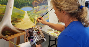 September Oil Painting Workshop