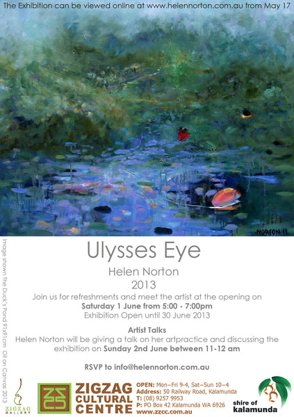 2013 Ulysses Eye Press Release