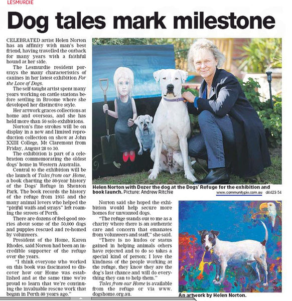 2015 West Suburbs Weekly - Dog Tales