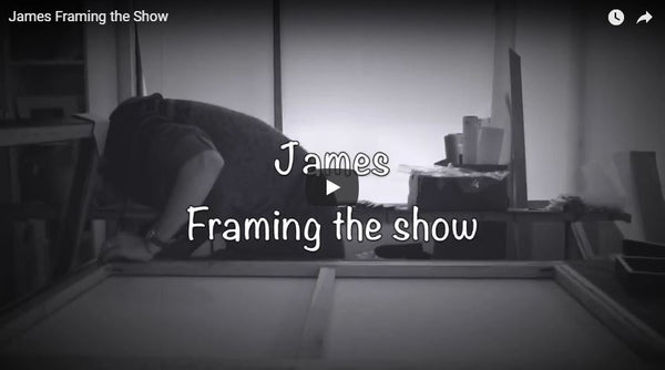 2018 James Framing the Show