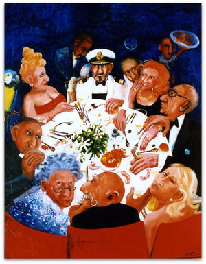 1996 Captains Table (Qantas)