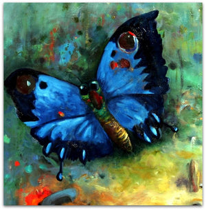 Ulysses Butterfly (Sirens and Other Distractions)