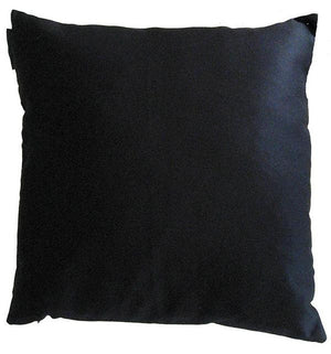 Someone is Listening in Black Art Cushion