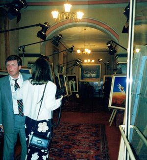 1998 Butterfly Man at The Windsor Hotel Melbourne