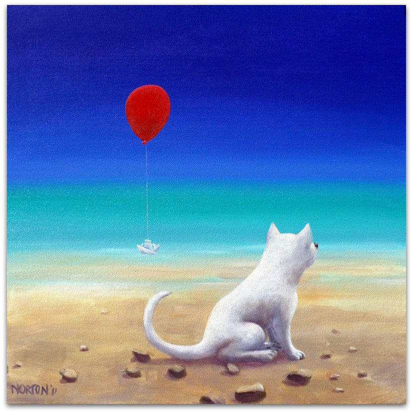Escape - (Red Balloon)