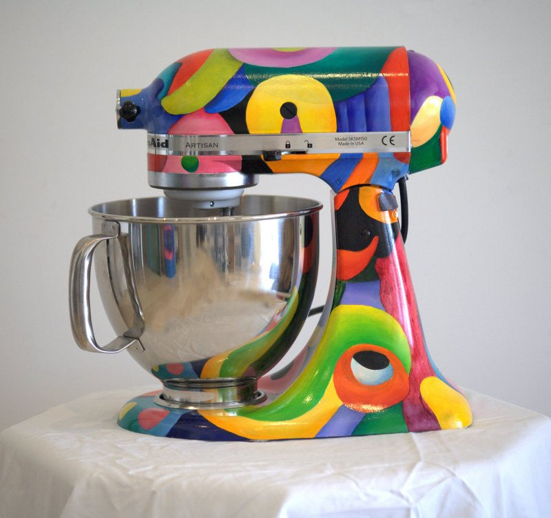2015 Kitchen Aid Mixer Commission