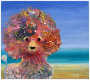 Picasso's Poodle