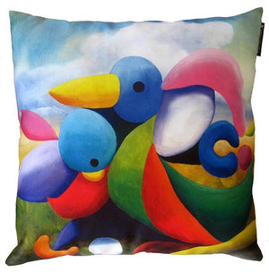 Nest Egg Art Cushion