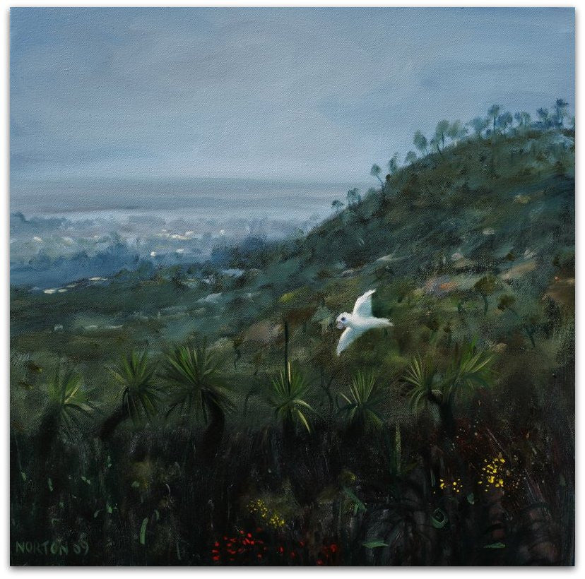 Falls Hills With Cockatoo