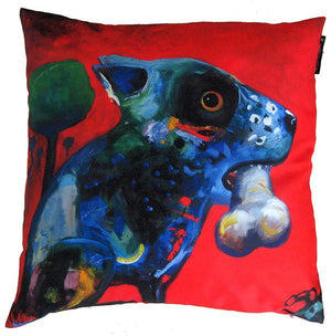 Stumpy Jack Art Cushion